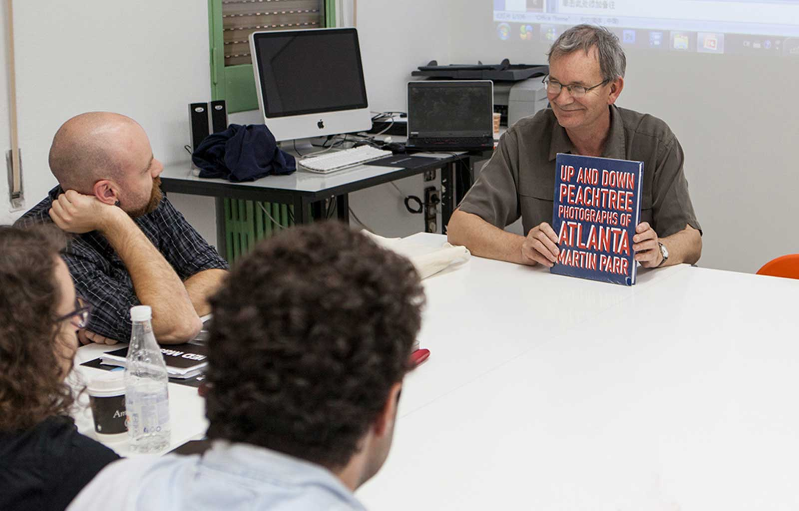 Workshop con Martin Parr