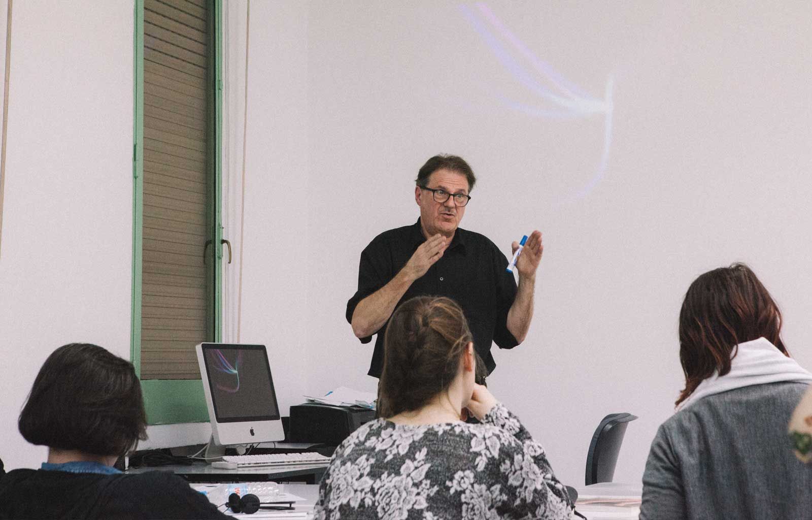 Taller con Andreas Müller-Pohle