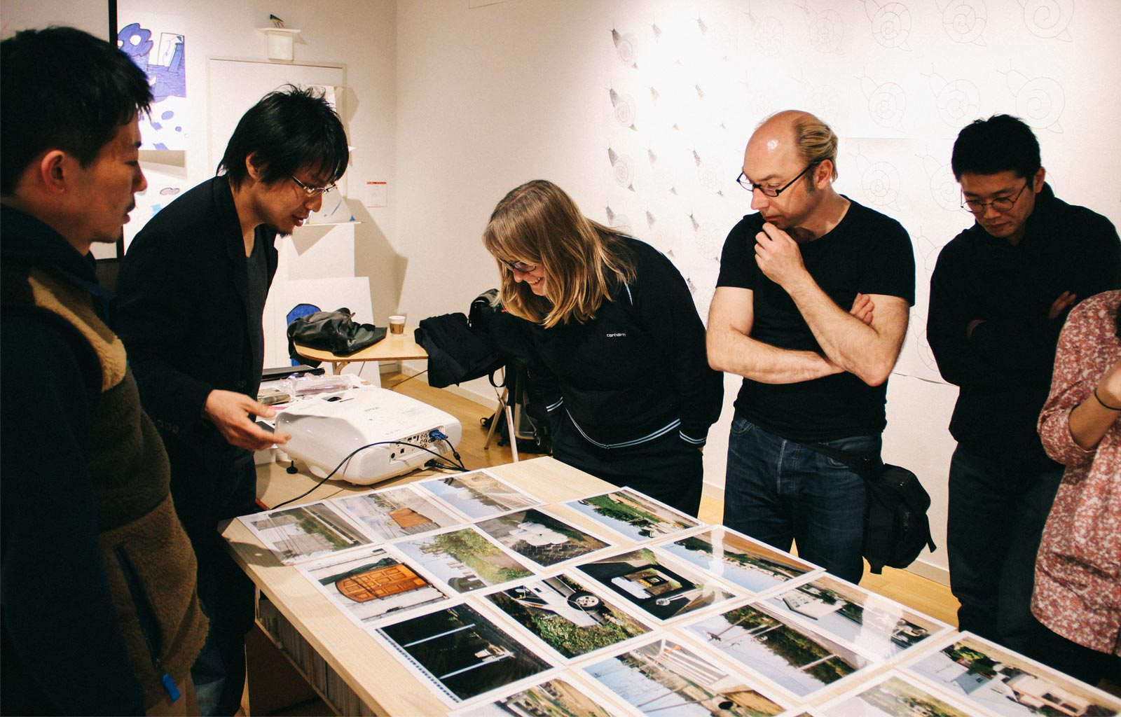 "Workshop ""Photography in all it's Glory"" in Tokyo"